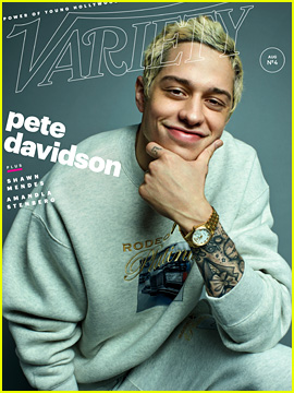 Pete Davidson Explains How the Death of His Father During 9/11 Shaped His Comedy Career
