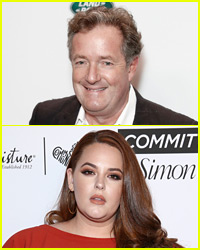 Piers Morgan Slams Cosmopolitan UK for Tess Holliday Cover: 'What a Load of Old Baloney'