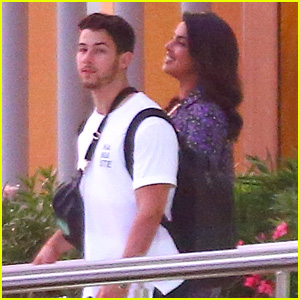 Priyanka Chopra & Nick Jonas Take a Quick Trip to Mexico!