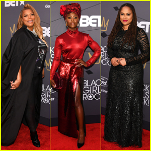 Queen Latifah, Cynthia Erivo & Ava DuVernay Celebrate Black Girls Rock 2018!