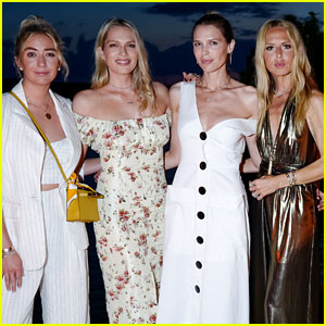 Rachel Zoe & The Foster Sisters Host Bumble's Sunset Summer Soiree