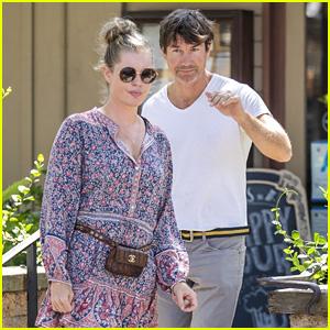 Rebecca Romijn & Jerry O'Connell Enjoy a Tuesday Lunch Date