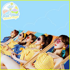 K-Pop Group Red Velvet Releases 'Power Up' Music Video!