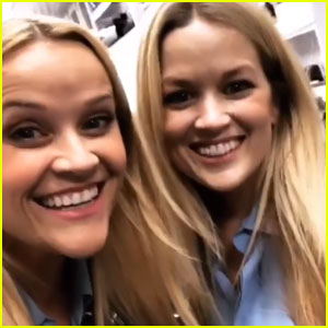 Reese Witherspoon Introduces Her Longtime Look-Alike Body Double!