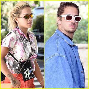 Rita Ora & Boyfriend Andrew Watt Enjoy Their Vacation in Italy!