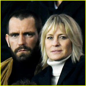 Robin Wright Marries Clement Giraudet (Report)