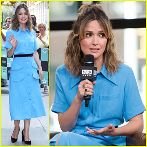 Rose Byrne Opens Up About Parenting: 'It's So Challenging'