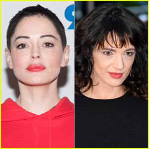 Rose McGowan Releases Lengthy Statement on Asia Argento