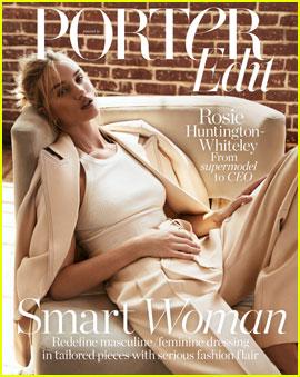 Rosie Huntington-Whiteley Explains Why Modeling Is No Longer Fulfilling For Her