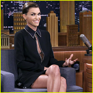 Ruby Rose Gets Emotional Talking About Being Cast as Batwoman - Watch!
