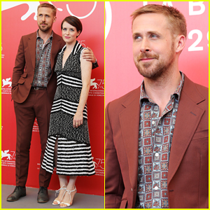 Ryan Gosling Talks 'Humble' Portrayal of 'First Man' Neil Armstrong at Venice Film Festival - Watch New Trailer!