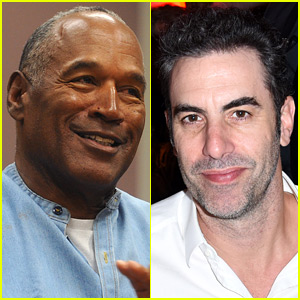 Sacha Baron Cohen Tries to Get O.J. Simpson to Confess to Murder During Interview