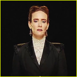 Sarah Paulson in 'American Horror Story: Apocalypse' - First Look!