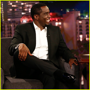 Sean 'Diddy' Combs Talks Running For President & Kanye West's Relationship with Trump on 'Jimmy Kimmel'!