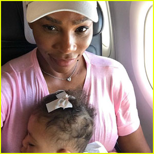 Serena Williams Opens Up About Working Mom Struggles