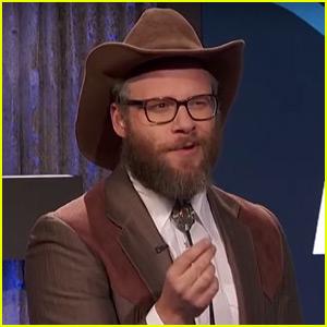 Seth Rogen Replaces Brad Pitt as Jim Jefferies' Weatherman!