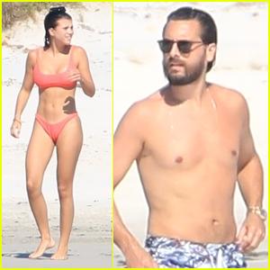 Sofia Richie Flaunts Bikini Body on Birthday Vacation with Scott Disick!