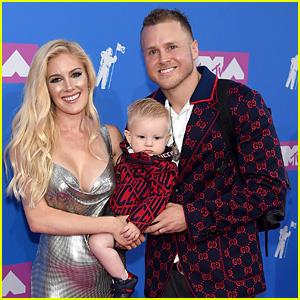 Spencer Pratt & Heidi Montag Bring Their Son to MTV VMAs 2018!