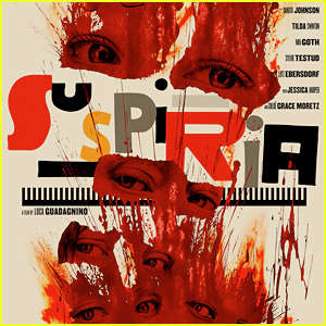 Dakota Johnson's 'Suspiria' Has An Unsettling New Poster!