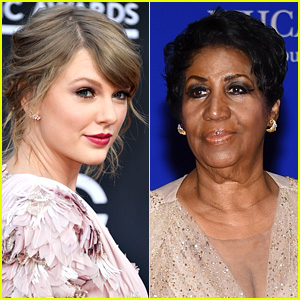 Taylor Swift Pays Tribute to Aretha Franklin with Moment of Silence at 'reputation Tour' Show in Detroit