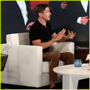 Topher Grace Talks About Having a Newborn Baby While Filming 'BlacKkKlansman' - Watch!