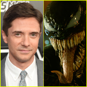 Topher Grace Reacts to Tom Hardy Playing Venom