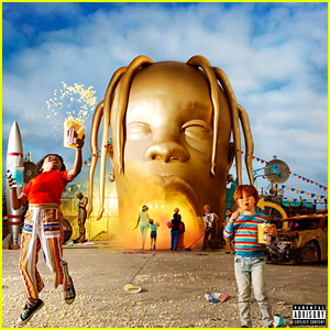 Travis Scott: 'Astroworld' Album Stream & Download - Listen Now!