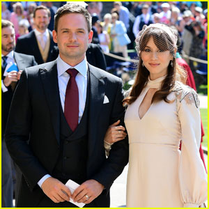 Troian Bellisario & Husband Patrick J. Adams Expecting First Child!