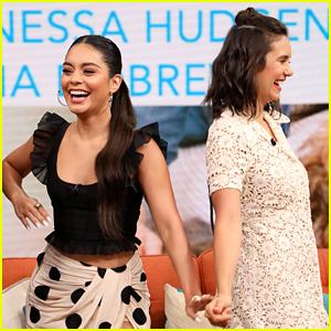 Vanessa Hudgens & Nina Dobrev Dance It Out in Miami!