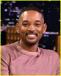 Find Out Who Is Challenging Will Smith to a Push-Up Contest!
