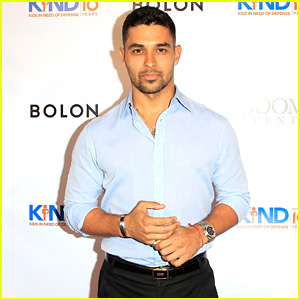 Wilmer Valderrama Hosts Charity Event to Support Kids