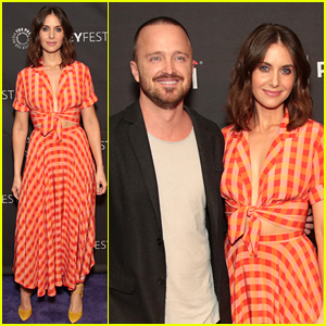 Aaron Paul & Alison Brie Preview a New Season of Animated Series 'BoJack Horseman'