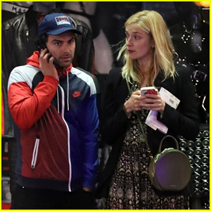 Aidan Turner & Caitlin FitzGerald Are Still Going Strong!