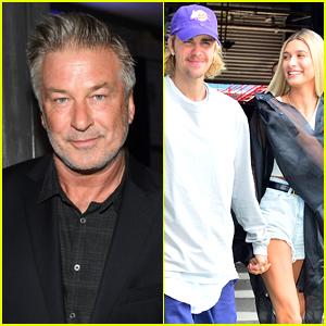 Alec Baldwin Has Some Marital Advice for Niece Hailey Baldwin & Justin Bieber