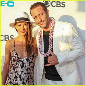 Alex O'Loughlin & 'Hawaii Five-0' Cast Celebrate Show's 50th Anniversary in Waikiki