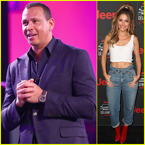 Alex Rodriguez & Maria Menounos Take Part In Jeep Wrangler Celebrity Customs Reveal!