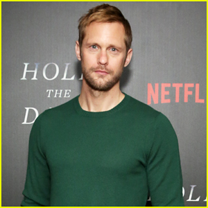 Alexander Skarsgard Hints That He's Returning for 'Big Little Lies' Season 2 - Watch Here!