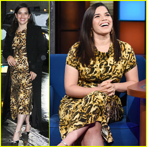 America Ferrera Talks Political Activism with Stephen Colbert: 'This Is Our Chance'