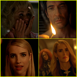 'American Horror Story' Fan-Favorites Return in First 'Apocalypse' Trailer - Watch Here!