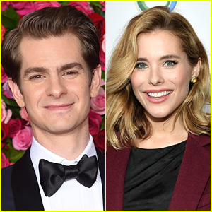 Andrew Garfield Is Dating Actress Susie Abromeit!