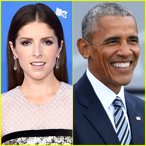 Anna Kendrick Once Jokingly Called Barack Obama an 'As-hole' to His Face