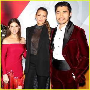 Anna Kendrick, Blake Lively, & Henry Golding Premiere 'A Simple Favor' in NYC!