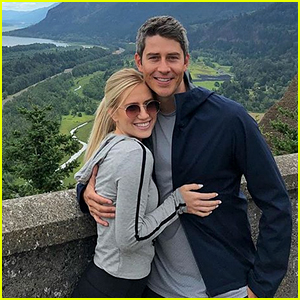 'Bachelor' Couple Arie Luyendyk Jr. & Lauren Burnham Reveal Their Save the Date - See When They're Getting Married!