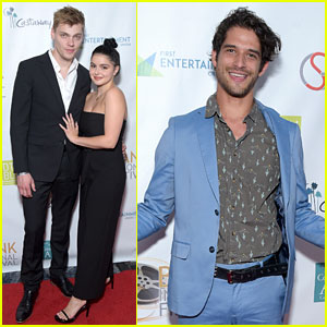 Ariel Winter & Levi Meaden Join Tyler Posey for Burbank Film Festival's Closing Night