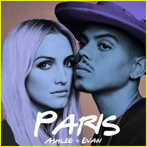 Ashlee Simpson & Evan Ross: 'Paris' Stream, Lyrics & Download - Listen Now!