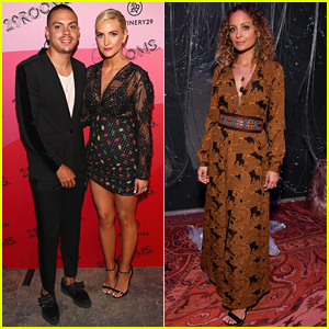 Ashlee Simpson & Evan Ross Join Nicole Richie at Expand Your Reality Opening Party