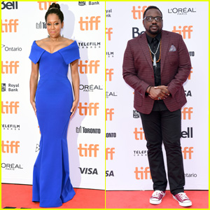 Regina King & Brian Tyree Henry Attend 'If Beale Street Could Talk' Premiere at Toronto Film Festival 2018!