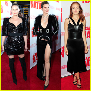 Jennifer Morrison Joins Bella Thorne For 'Assassination Nation' Premiere in LA