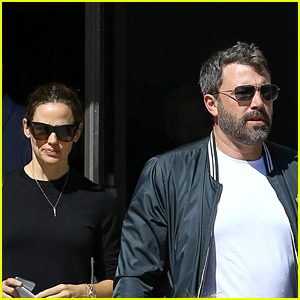Ben Affleck & Jennifer Garner Attend Church Together!