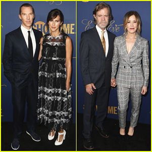 Benedict Cumberbatch & Felicity Huffman Couple Up at Pre-Emmy Showtime Party!
